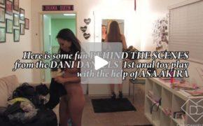 Video: Dani Daniels Behind the Scenes with Asa Akira